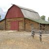 4 Lazy F Dude Barn - Grand Tetons - Wyoming - USA
