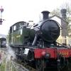 Bronwydd Arms Station Gwili Railway