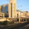 Brussels North Railway Station