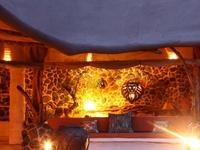 4 Amani Lodge Evening Light