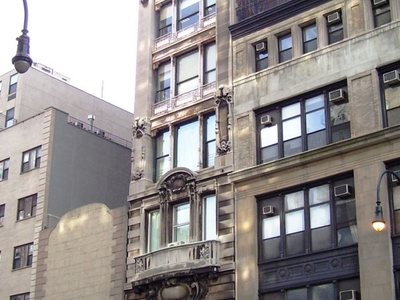An Early Macy's Building