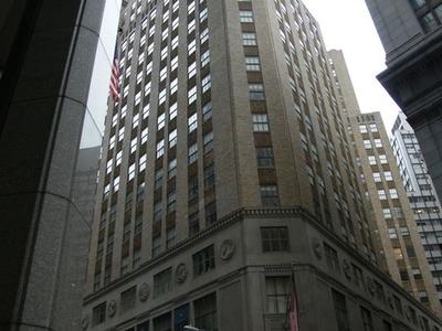 Wall And Hanover Building