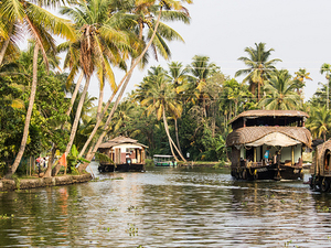 Back Water ( House Boat ) Photos