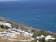 6kamari Beach Santorinisoul Com