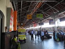 6 Platforms At This Station