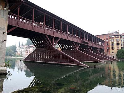 Bridge Of The Alpini