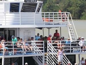 Panama Canal Transit Tour Fotos