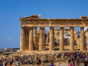 Transfer Between Piraeus Port and Athens by Mercedes E Taxi Photos