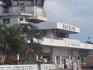 Bacolod City Aeroporto Doméstico