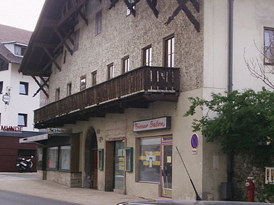 8 0 0 Year Old House In  Telfs