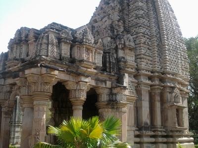 9th Century Baroli Temple