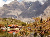 Roof of the World & Hunza Valley Honeymoon Tour of North Pakistan