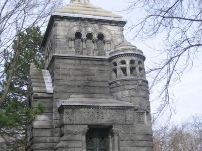 The Massey Family Crypt