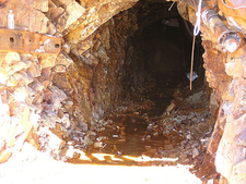 Abandoned New World Mining Site
