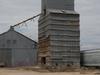 Abandoned Grain Elevator In Levelland