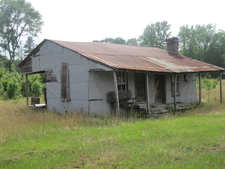 Abandoned House In Claiborne Parish