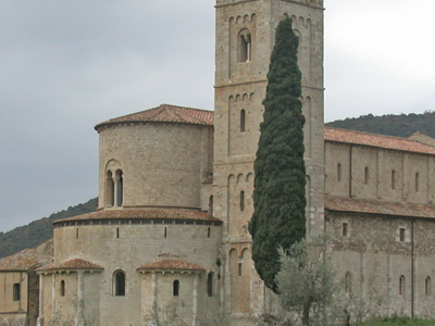 St. Antimos Abbey