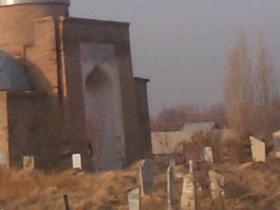 Mausoleum Abd Al Aziz-baba
