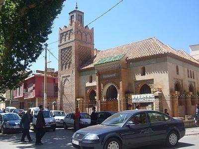 Abi El Hassen Mosque, Tlemcen