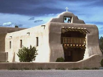Abiquiu Church