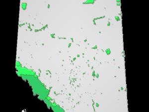 Parque Provincial Vermilion