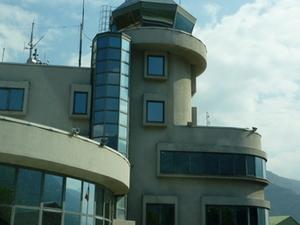 Aosta Corrado Gex Airport