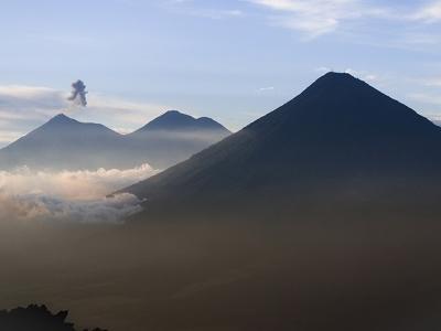 Acatenango & Fuego Volcanoes