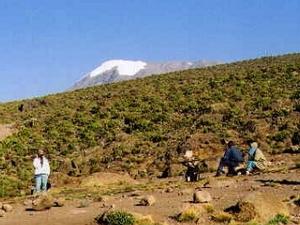 Acclimatizing At Horombo Huts - Hiking Kilimanjaro