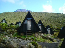 Accommodation At Horombo - Kilimanjaro