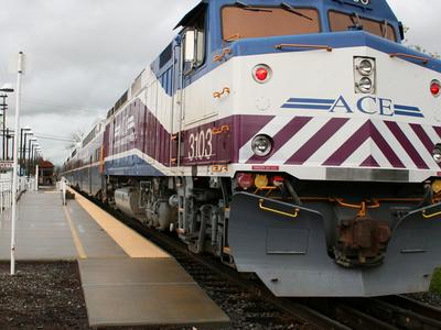 A C E  Train  Pleasanton