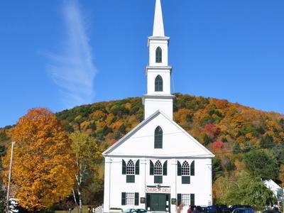 A Church In Newfane