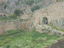 Acrocorinth Entrance - Corinth