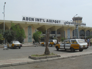 Aden Intl. Aeroporto