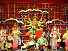 Adi Puja Kalyanpur Murti