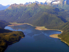 Windfall Harbor In Admiralty Island National Monument