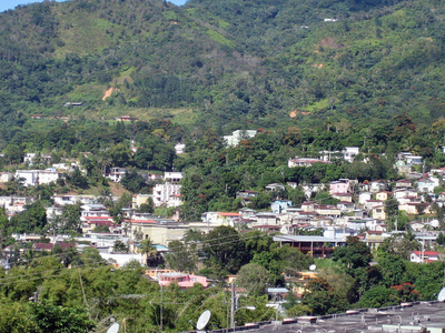 View Of Adjuntas