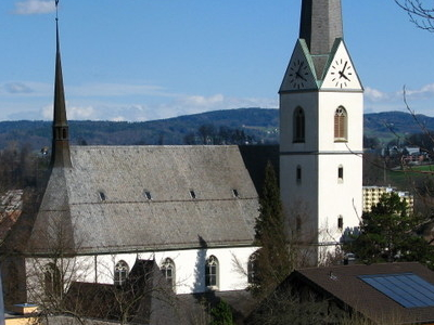 Church In Adliswil