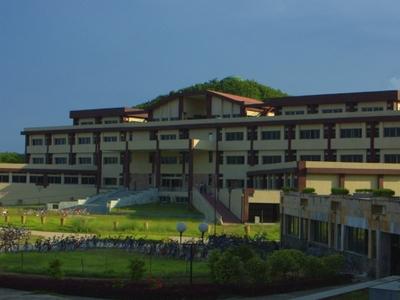 Administrative Building  IIT Guwahati