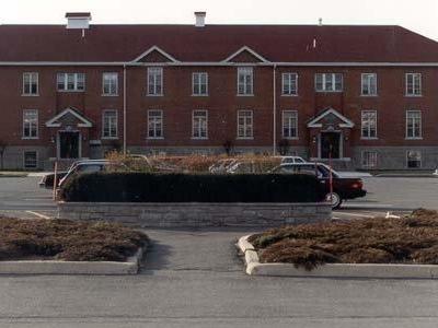 Administrative Building  R M C  Saint   Jean
