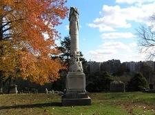 Admiral David Glasgow Farragut Gravesite