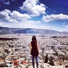 Admiring Athens