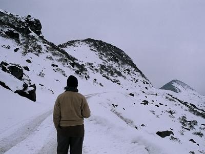 Admiring Nathang - Sikkim