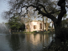 Çadır Pavilion Within The Grounds Of The Park