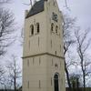 Church Tower Of Eagum