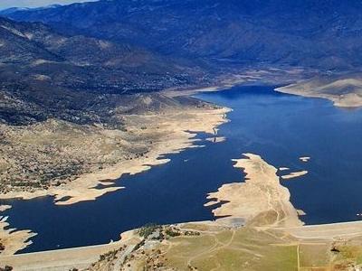 Aerial Lake Isabella