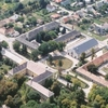 Aerialphotography Of The Town-Kisbér, Hungary