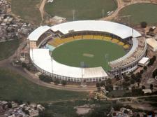 Aerial View Motera Stadium