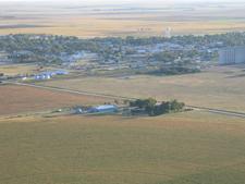 Aerial View Of Leoti