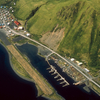 Aerial View Of Old Harbor