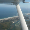 Aerial View Of Ponce Inlet Florida